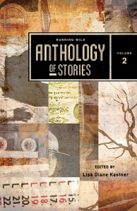 cover of Running Wild Anthology of Stories Vot. 2