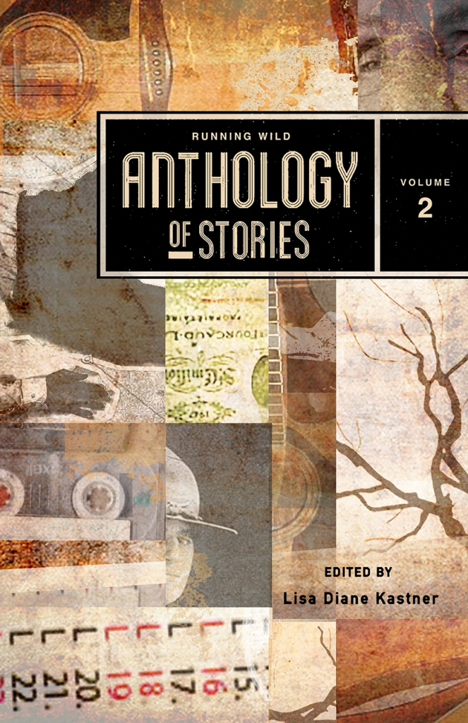 cover of Running Wild Anthology of Stories Vol. 2