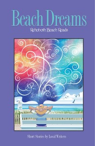 cover art for Beach Dreams anthology