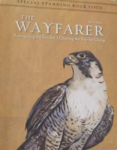 Cover of Wayfarer magazine