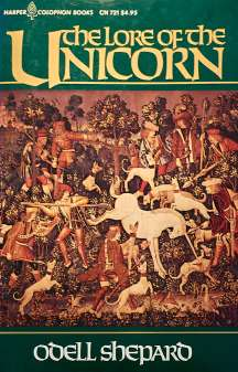 Cover of the Lore of the Unicorn