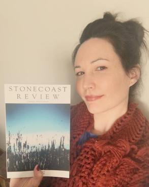 Stonecoast Review Winter 2017 - Cover by Jenn Powers