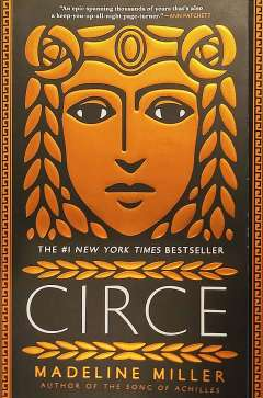 cover art of Circe by Madeline Miller
