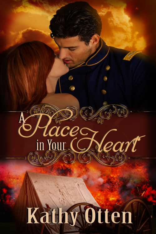 Cover Art for Kathy Otten's A Place in Your Heart