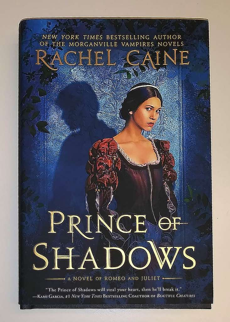 Cover Art of Prince of Shadows