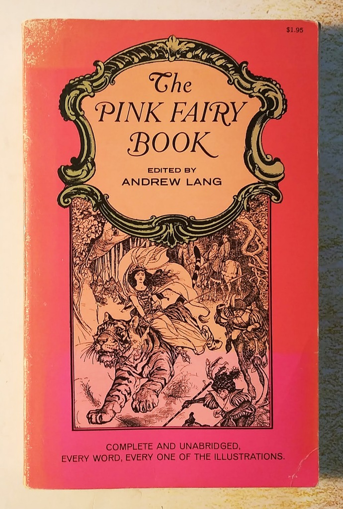 Cover Art of The Pink Fairy Book