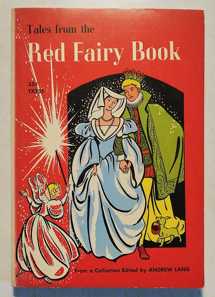 Cover Art of Tales from the Red Fairy Book